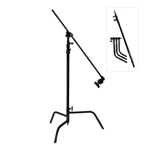 "[Matthews] 40"" C+Stand Kit Black (Arm 102cm)(B756140)"