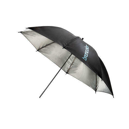[Broncolor] Umbrella silver 85 cm (33.574.00)