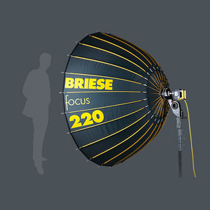 [BRIESE] FLASHLIGHT focus 220