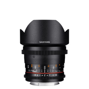 [SAMYANG] Cine 10mm T3.1 VDSLR ED AS NCS CS (II)