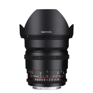 [SAMYANG] Cine 16mm T2.2 VDSLR ED AS UMC CS (II)