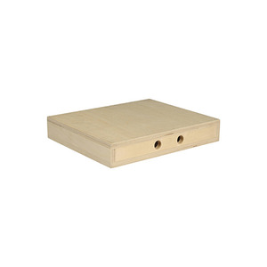 [Matthews] 1/4 Mini Apple Box30.5 x 5 x 25.5 cm (259533)