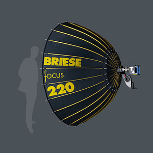 [BRIESE] DAYLIGHT focus 220 CINEMA