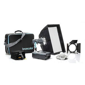 [Broncolor] HMI F400 Starter Kit (41.112.00)