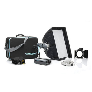 [Broncolor] HMI F200 Starter Kit (41.111.00)