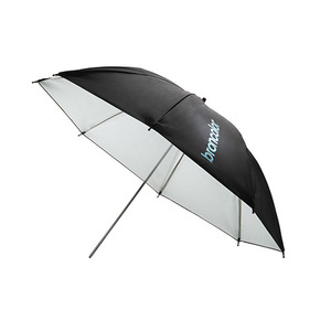 [Broncolor] Umbrella white 85 cm (33.573.00)