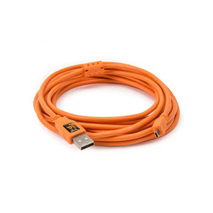 [Teather Tools]TetherPro USB 2.0 A Male to Mini-B 8 Pin