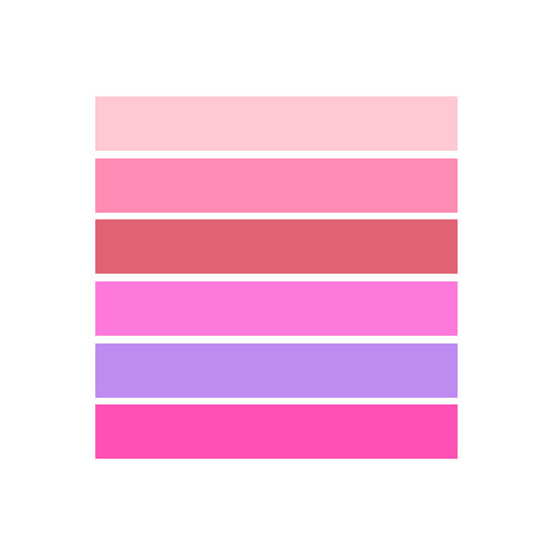 [LEE Filters] Pink Colors