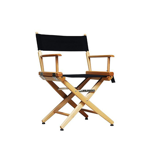 [FILM CRAFT] Studio Director's Chair (Small)