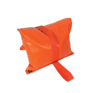 [Matthews] 35 lb. Sandbag - Orange (Water Repellent) (299560)