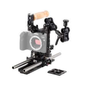 [Wooden Camera] Canon EOS R, R5, R6 Unified Accessory Kit (Advanced) - 268400