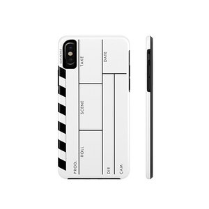 iPhone Slatecase - Black&White