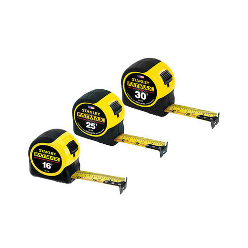 [STANLEY FATMAX] Tape Measure (inch, ft)