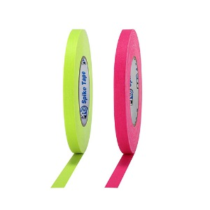 "[PRO GAFF] Fl.Color 0.5"" (Spike Tape)"