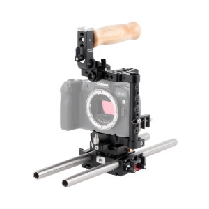 [Wooden Camera] Canon EOS R, R5, R6 Unified Accessory Kit (Base) - 268300